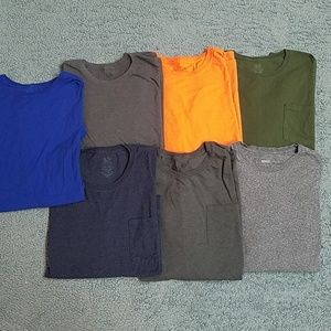 T-shirt Lot Size 3XL